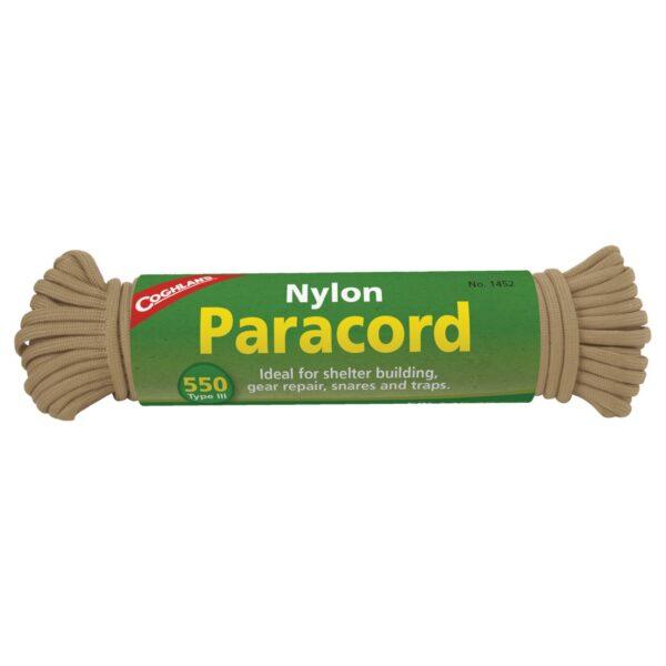 Coghlans Kahverengi Paracord İp