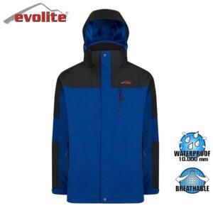 Evolite Diva Bay 3in1 Mavi/Siyah Mont