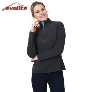 Evolite Fuga Bayan Mikro Polar Sweater - Gri