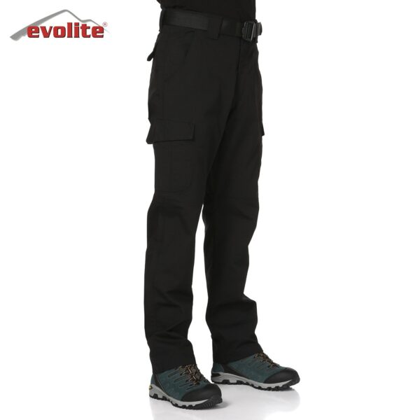 Evolite Goldrush Tactical Bay Pantolon-Siyah