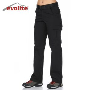 Evolite Goldrush Tactical Bayan Pantolon-Siyah