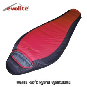 Evolite Hybrid -50 Uyku tulumu