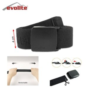 Evolite Outdoor Stretch Kemer 4cm