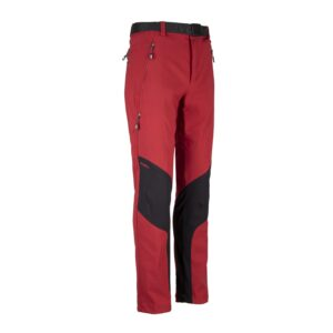 Evolite Route Bayan Outdoor Pantolon - Kırmızı