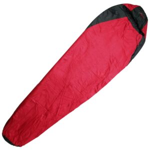 Evolite Ultralight 1000 -5ºC (Kırmızı-Siyah) Uyku Tulumu