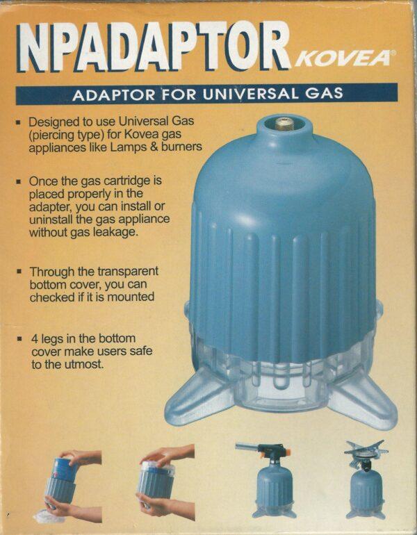 Kovea Gas Adaptör