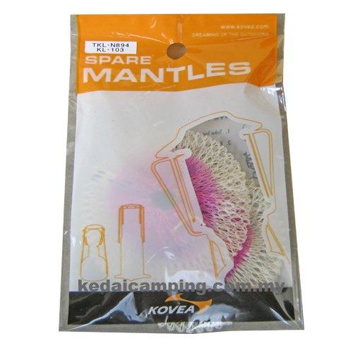 Kovea Mantles (Lüks Gömleği)