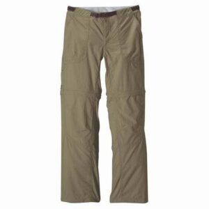 Patagonia Bayan Go II Zip Off Pantalon