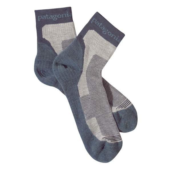 Patagonia Cap LW Endurance Quarter Socks