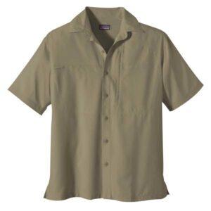 Patagonia M'S S/S Sol Patrol Shirt