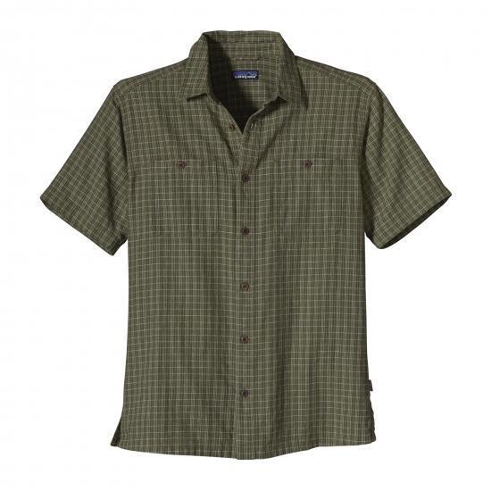 Patagonia Men's Migration Hemp Shirt