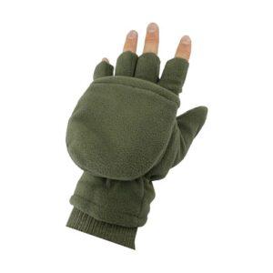 Evolite Tactical Yarım Parmaklı Polar Eldiven